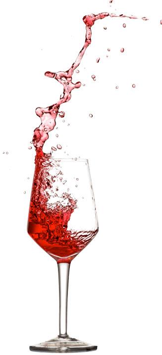 nettoyer une tache de vin rouge